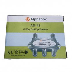 Дисек 1.0 DiSEqC Alphabox AD-42
